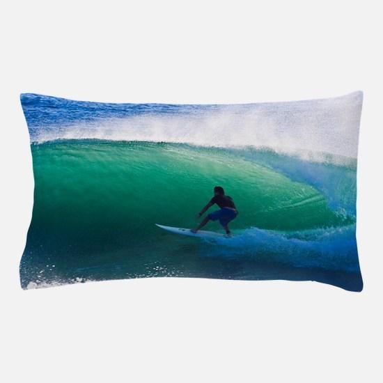 Cute Surfer Pillow Case
