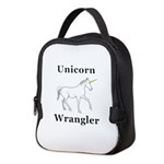 Unicorn Wrangler Neoprene Lunch Bag