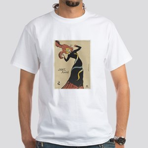 Vintage poster - Jane Avril T-Shirt
