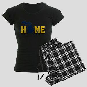 HOME - MI Women's Dark Pajamas
