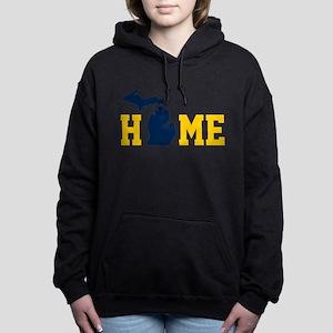 HOME - MI Women's Hooded Sweatshirt