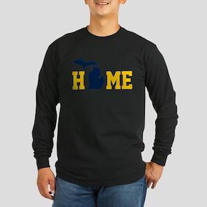 HOME - MI Long Sleeve T-Shirt