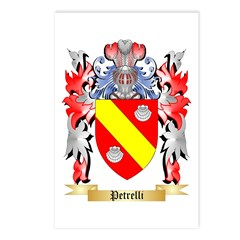 Petrelli Postcards (Package of 8)