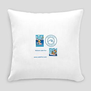 Malawi Lake Everyday Pillow