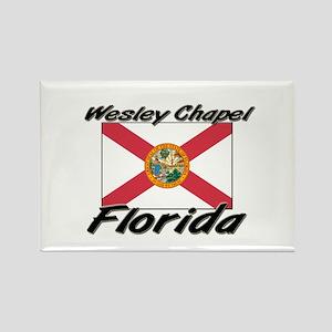 Wesley Chapel Florida Rectangle Magnet