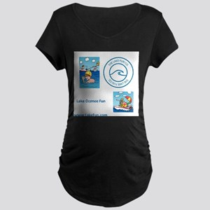 Lake Oconee Maternity T-Shirt