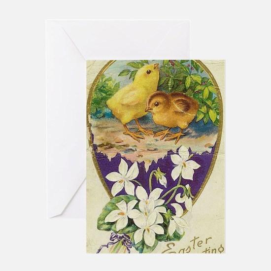 Funny Egg hunt Greeting Card