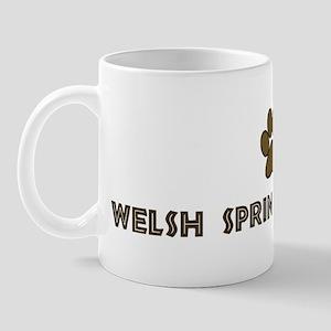 Welsh Springer Spaniel (dog p Mug
