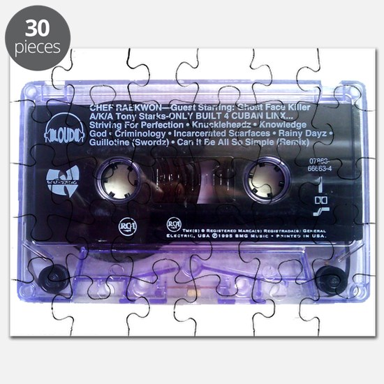 The Purple Tape Puzzle