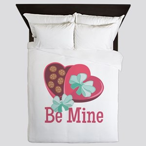 Be Mine Queen Duvet