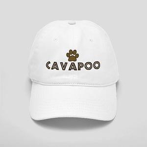 Cavapoo (dog paw) Cap