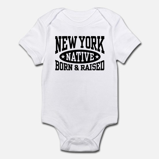 New York Native Infant Bodysuit