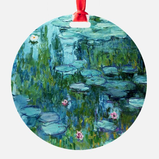 Monet Ornament