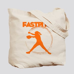 FASTPITCH (both sides) Tote Bag