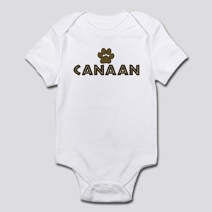 Canaan (dog paw) Infant Bodysuit