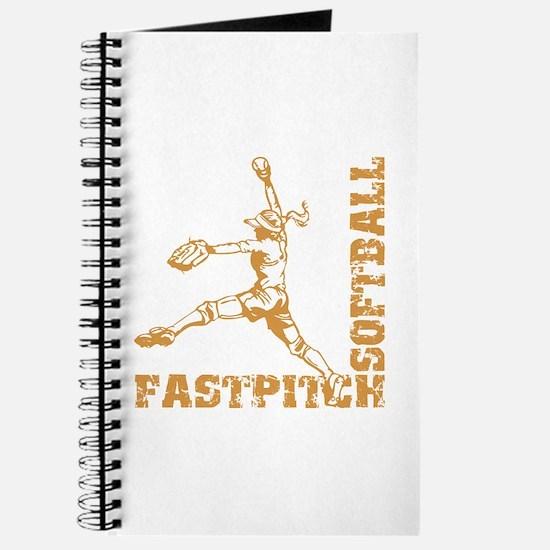 Softball Template Journal