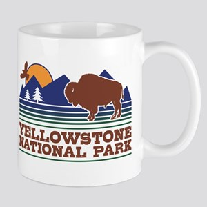 Yellowstone National Park Mug