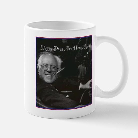 Bernie as FDR Mugs