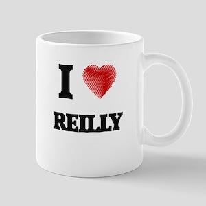 I Love Reilly Mugs