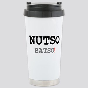 NUTO - BATSO! Stainless Steel Travel Mug