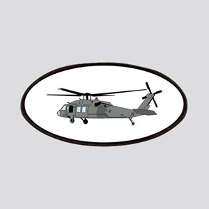Black Hawk Helicopter Patch