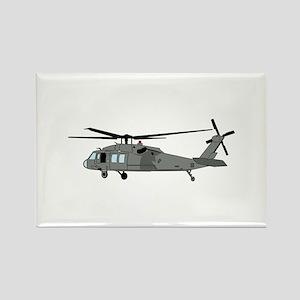 Black Hawk Helicopter Magnets