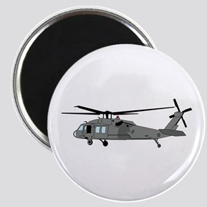 Black Hawk Helicopter Magnets