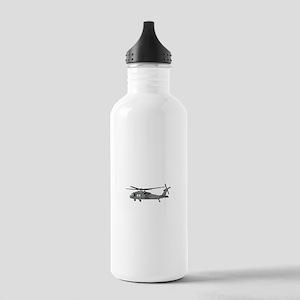 Black Hawk Helicopter Water Bottle
