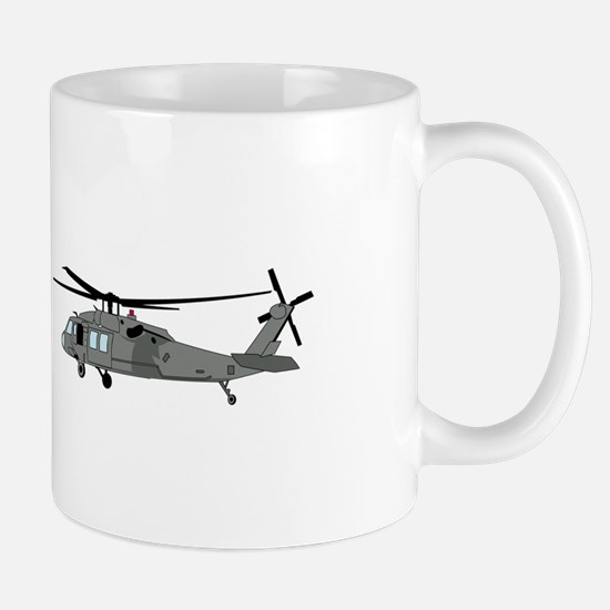 Black Hawk Helicopter Mugs
