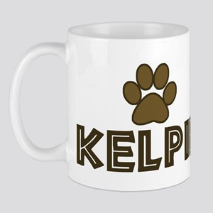 Kelpie (dog paw) Mug