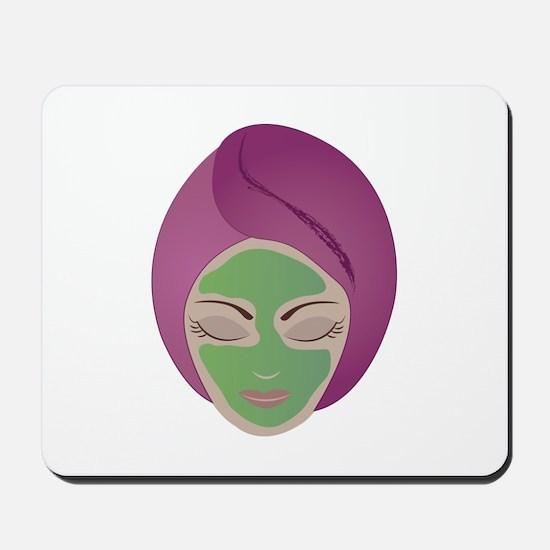 Facial Mousepad