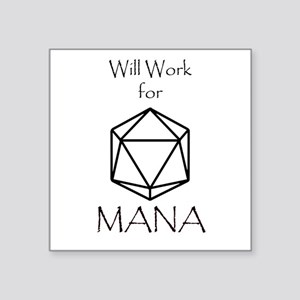 RPG Mana Sticker