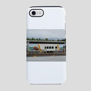 Wilderness Express, Denali, iPhone 8/7 Tough Case