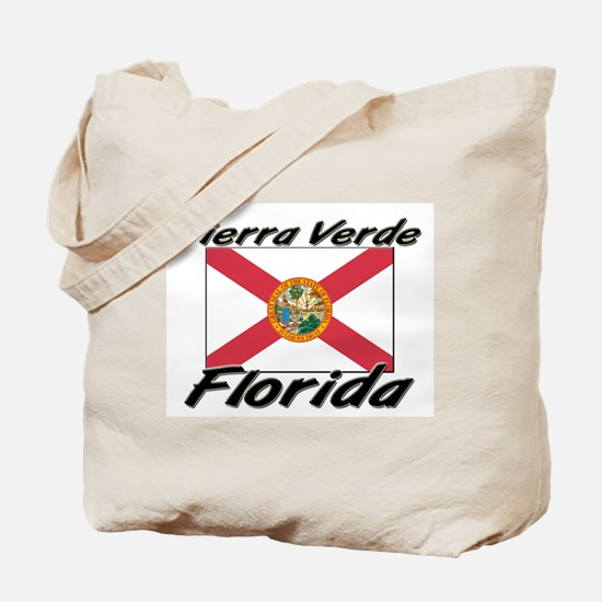 Tierra Verde Florida Tote Bag