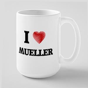 I Love Mueller Mugs