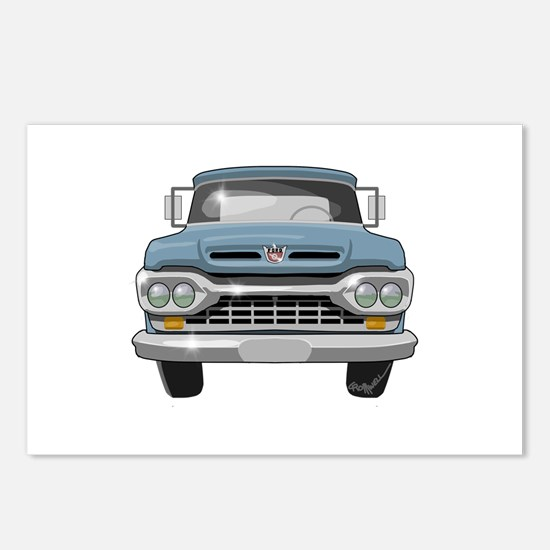 1960 Ford F100 Postcards (Package of 8)