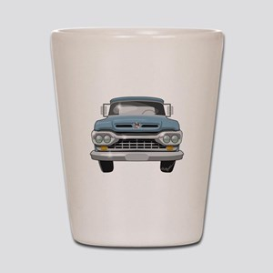 1960 Ford F100 Shot Glass