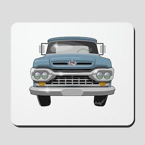 1960 Ford F100 Mousepad