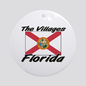 The Villages Florida Ornament (Round)