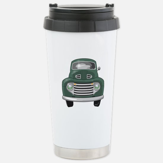 1950 Ford F1 Stainless Steel Travel Mug