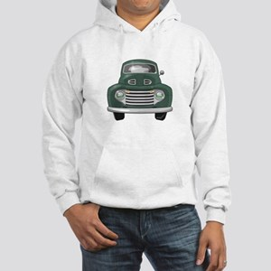 1950 Ford F1 Hooded Sweatshirt