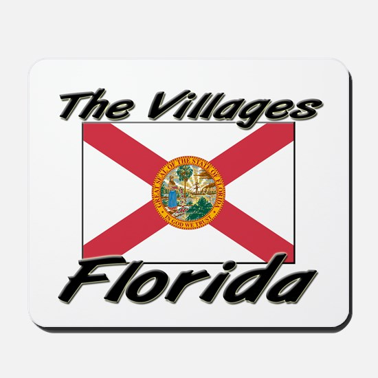 The Villages Florida Mousepad