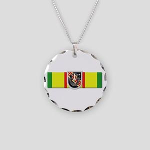 Ribbon - VN - VCM - 5th SFG Necklace Circle Charm