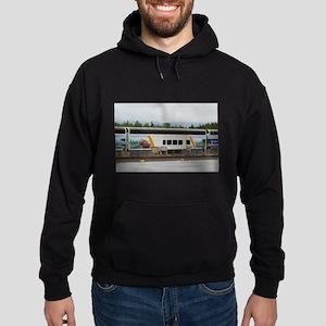 Wilderness Express, Denali, Alaska Sweatshirt