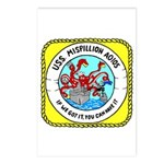 USS Mispillion (AO 105) Postcards (Package of 8)