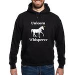 Unicorn Whisperer Hoodie (dark)