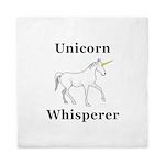 Unicorn Whisperer Queen Duvet