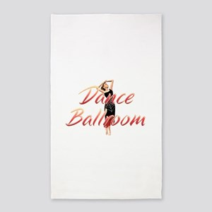Dance Ballroom Area Rug