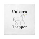 Unicorn Trapper Queen Duvet