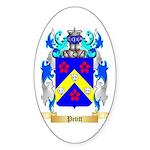 Petitt Sticker (Oval 50 pk)